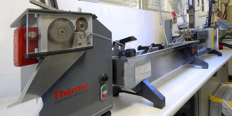 Compounding extruder equipment - Norner