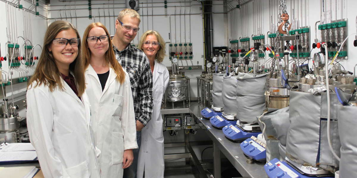 Norner reorganize to increase focus in the Oil and Gas